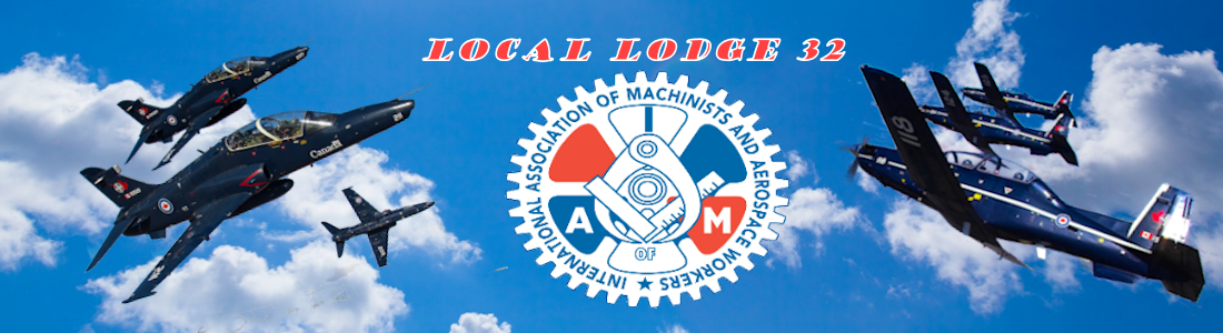 IAM Local Lodge 32